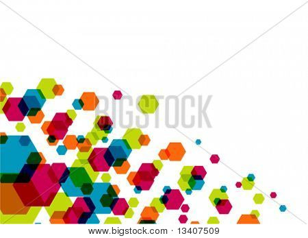 abstrakt colorful background