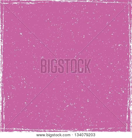 Decorative Grunge Crimson color Distress Texture For Your Design. EPS10 vector.