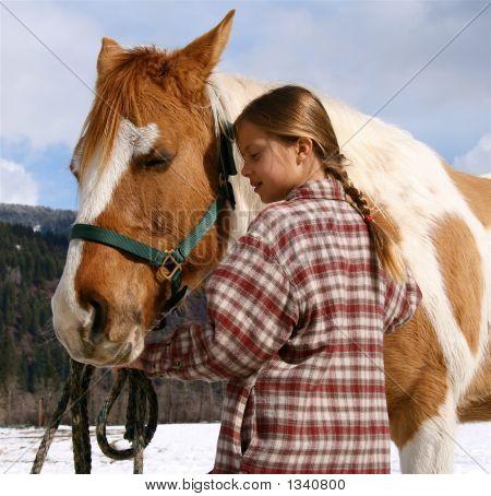 Sunshine On My Horse