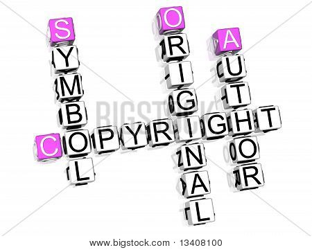 Copyright Crossword