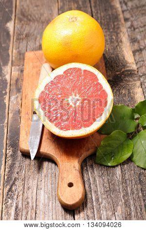 grapefruit on board
