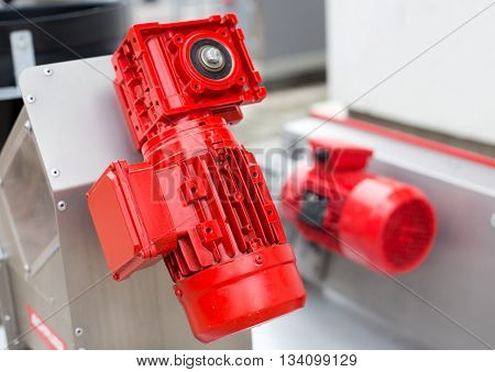 Pump On Agricultural Machine