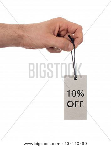 Tag Tied With String, Price Tag