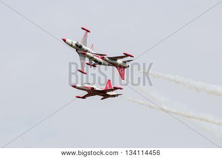 Turkish Stars Airshow