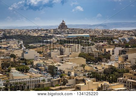 Ir-rabat, Victoria, Ghawdex - Capital Of The Island Gozo