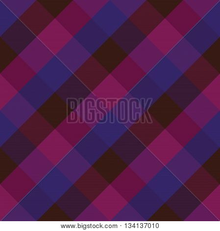 Seamless geometric pattern. Madras check pattern with lily lilac blue. Digital print for wallpaper wrapping paper fabric textile scrap booking apparel web design.Vector seamless background.