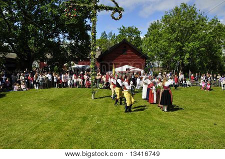 Dance in Sweden