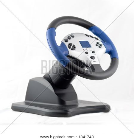Computer Steering Wheel