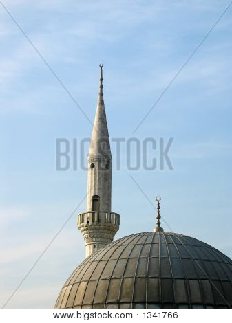 Minaret And Dome