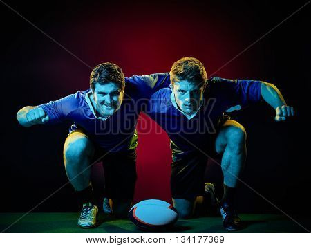 rugby men players