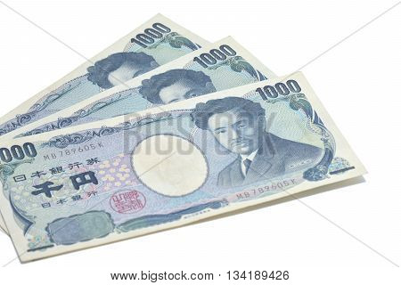 Banknotes Of The Japanese Yen- 1,000 Yen