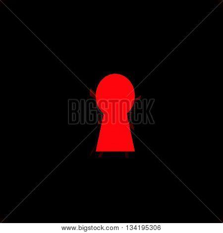 Acces, Keyhol Sign, Lock Symbol Design Element