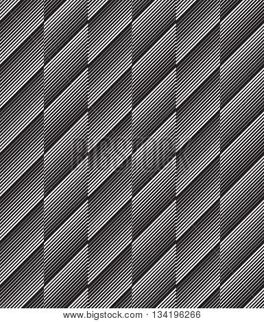 Abstract Seamless Pattern Op Art Optical Art Vibrant Background