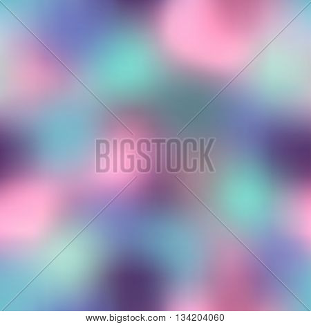 Seamless blur pattern. Abstract blurred colorful illustration.