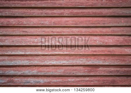 Texture Of Nature Color Wooden Wall