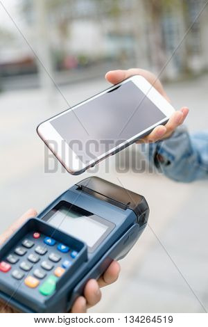 Mobile payment with NFC
