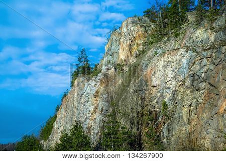 Rocks In Finland
