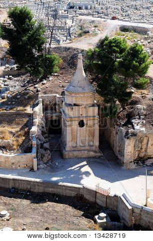 Absalom Pillar