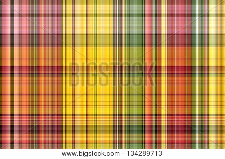 Multicolored checkered cotton or linen fabric pattern. It can be used for spring or summer clothes kitchen towels and napkins handkerchiefs.