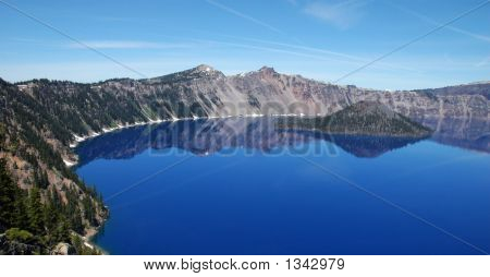 Crater Lake Curve