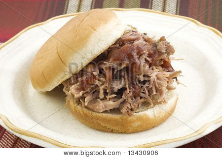 Barbecue Sandwich