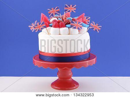 Uk Celebration Cake
