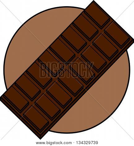 chocolate tablet