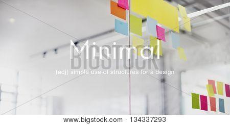 Minimal Simplicity Easiness Minimalist Simple Concept