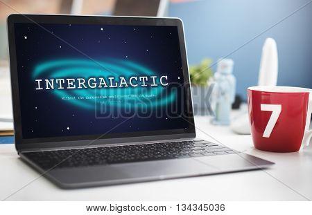 Astronomy Constellation Intergalactic Universe Concept