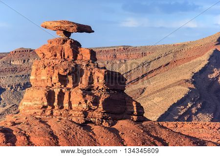 Mexican Hat Rock Utah, United States of America