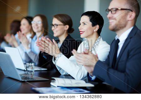 Successful speech