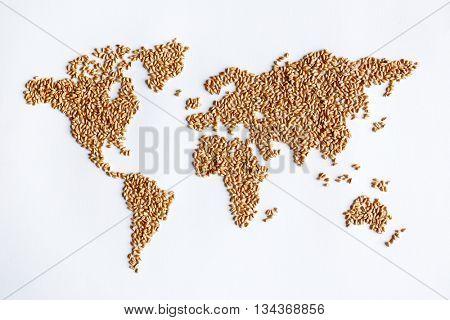 Grain continent