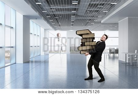Overloaded with work