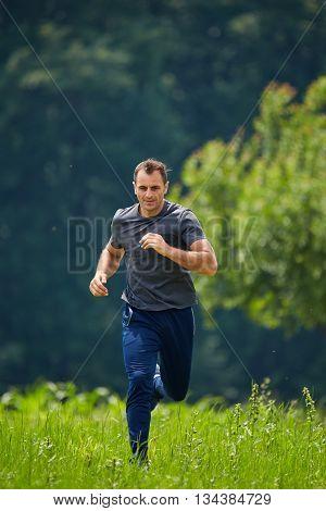 Ultra Distance Runner Training