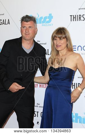 LOS ANGELES - JUN 13:  Guest, Catherine Hardwicke at the 7th Annual Thirst Gala at the Beverly Hilton Hotel on June 13, 2016 in Beverly Hills, CA