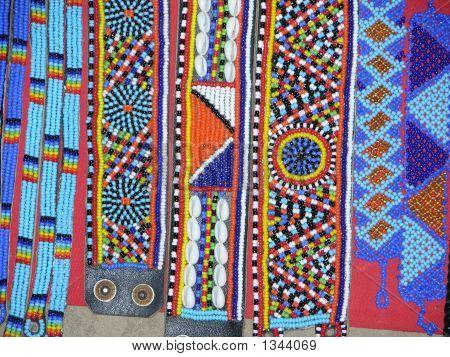 Masai Glass Beaded Jewellery