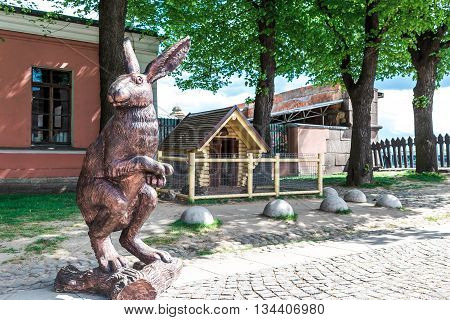 Hares On Hare Island
