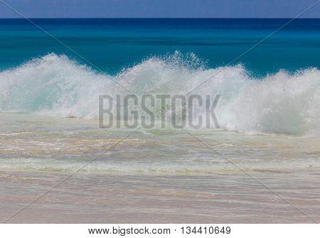 Tide Storm Waves
