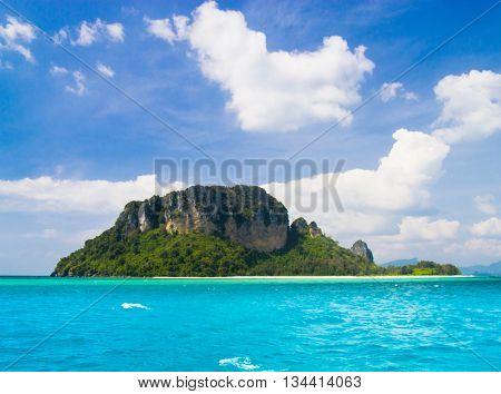 Exotic Getaway Marine Fantasy