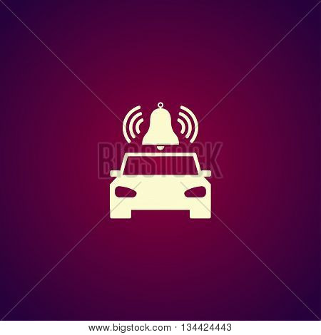 Car Alarm. Flat