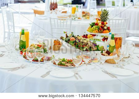 Restaurant Catering Services