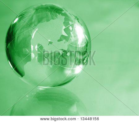 globe, environmental responsibility
