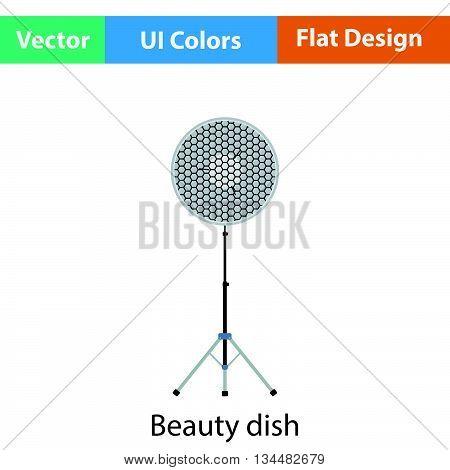 Icon Of Beauty Dish Flash