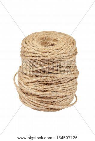 Jute Rope Coil