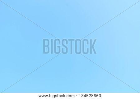 Cloudless sky, Blue sky - Afterimage, clear blue sky