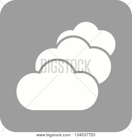 Network, multiple, cloud icon vector image.Can also be used for data sharing. Suitable for mobile apps, web apps and print media.