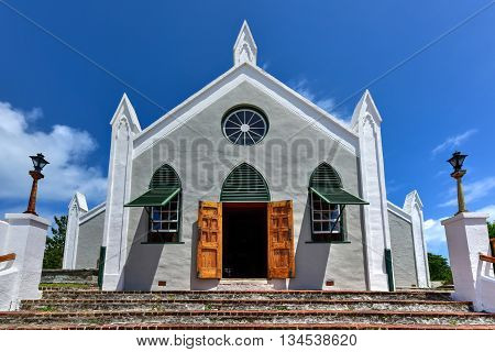 St. Peter's Church - Bermuda