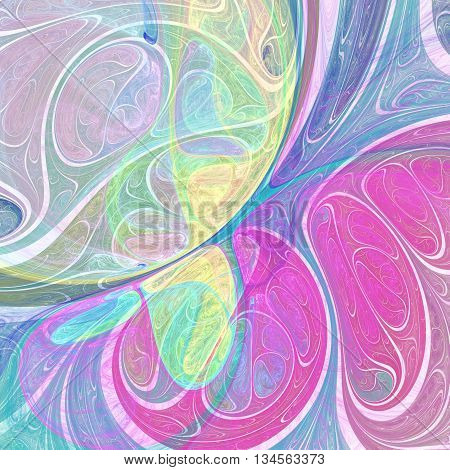 Crazy Psychedelic Theme