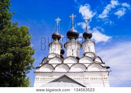 Lazarevskaya Church In Suzdal, Russia