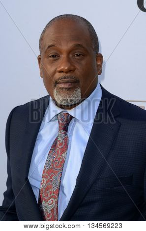 LOS ANGELES - JUN 15:  GregAlan Williams at the Greenleaf OWN Series Premiere at the The Lot on June 15, 2016 in West Hollywood, CA